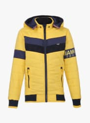 Yellow Winter Jacket