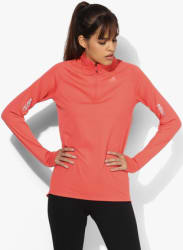 Sn 1-2 Zip Peach Running Sweatshirt
