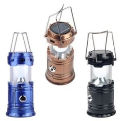 Details about 4 in 1 Solar Led 6W Torch Solar Charging Lantern For Camping & Emergency Purpose