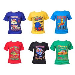 Pari & Prince Baby round neck t-shirts (pack of 6)