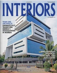 Society Interiors (English, 1 Year)
