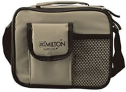 Milton Meal Combi KB--075 4 Containers Lunch Box (750 ml)