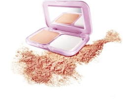 Maybelline Clearglow All In one fairness compact powder spf 32 pa+++ Compact - 9 g (Sand Beige)