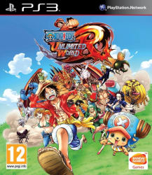 One Piece Unlimited World Red (for PS3)