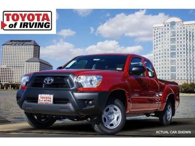Lease a 2014 Toyota Tacoma in Irving, TX