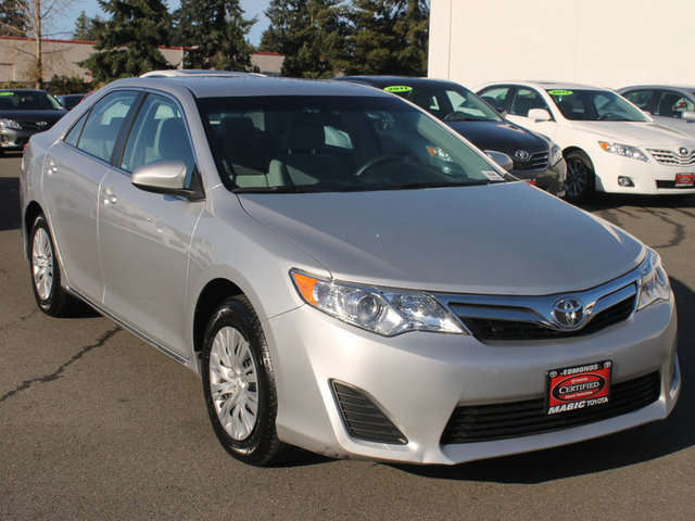 One-Owner Toyota Camry for Sale near Everett at Magic Toyota