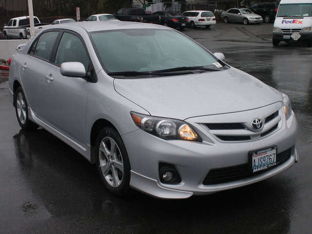 One-Owner Toyota Corolla for Sale near Everett at Magic Toyota