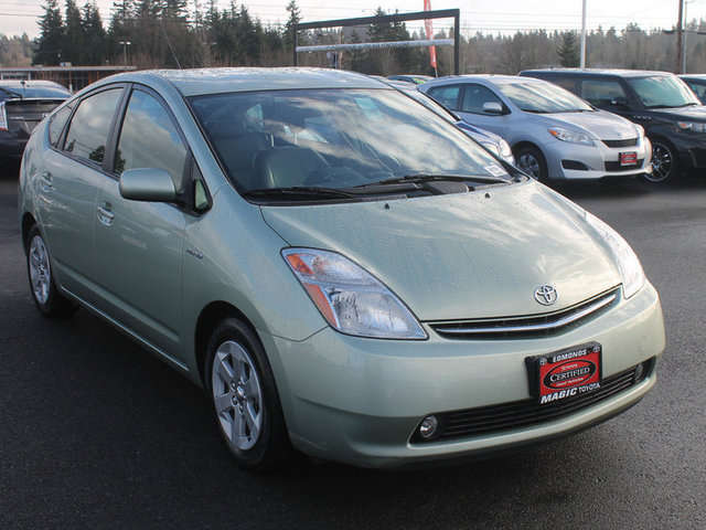 Certified Pre-Owned Toyota Prius in the Seattle Area at Magic Toyota