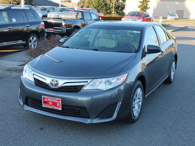 Toyota Camry for Sale near Oak Harbor at Foothills Toyota