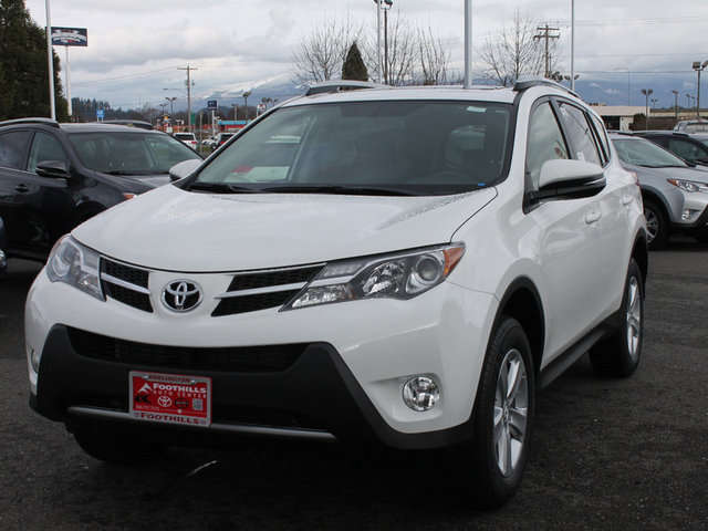 Toyota RAV4 for Sale near Snohomish at Foothills Toyota