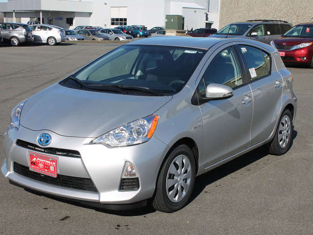Toyota Prius for Sale near Oak Harbor at Foothills Toyota