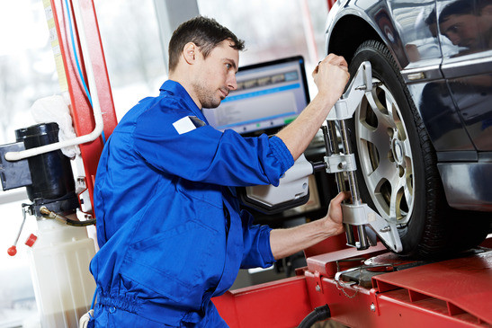 Toyota Alignment Service in Burlington at Foothills Toyota