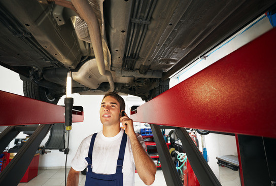 Auto Service Shop in Irving, TX at Toyota of Irving