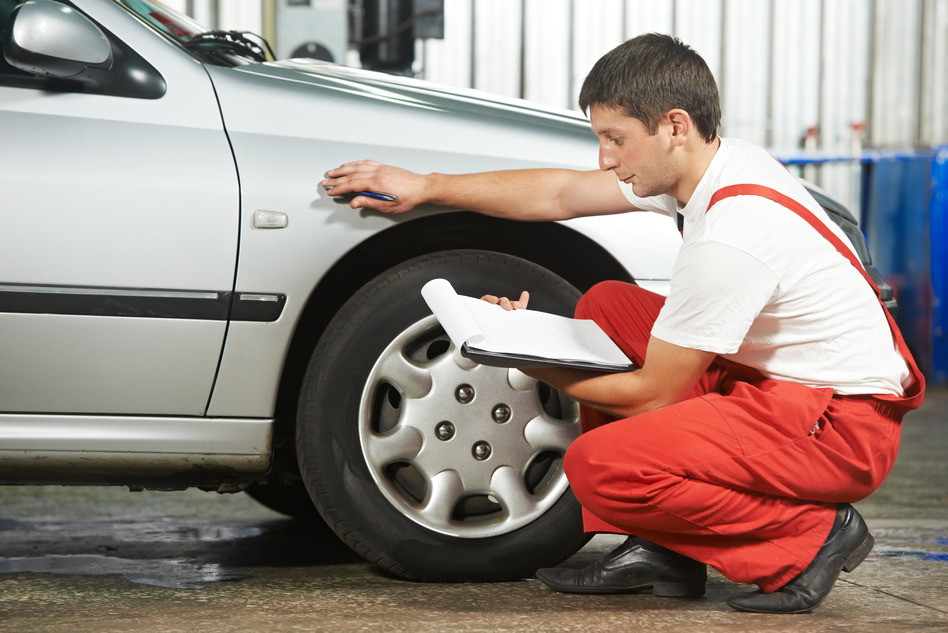 Auto Body Repair near Las Colinas at Toyota of Irving
