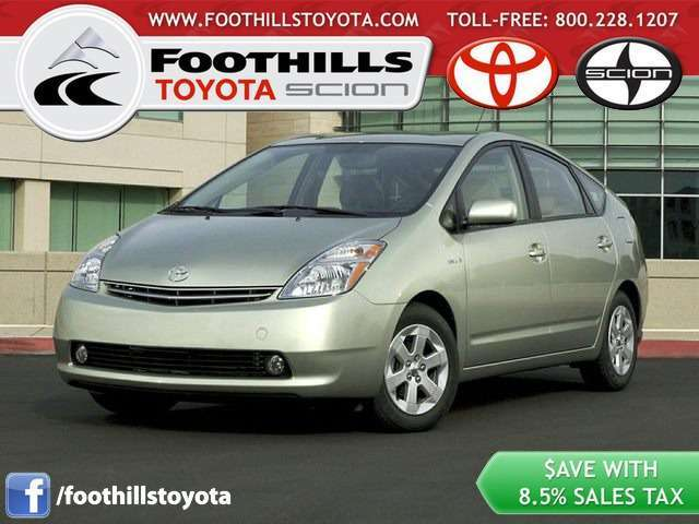 Toyota Prius for Sale near Mount Vernon at Foothills Toyota