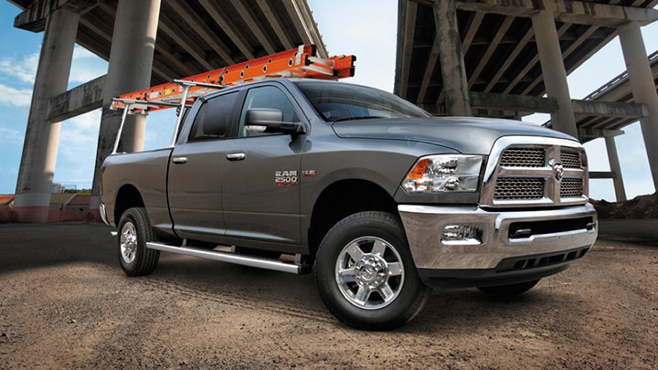 Dodge Trucks for Sale in Puyallup at Larson Chrysler Jeep Dodge Ram