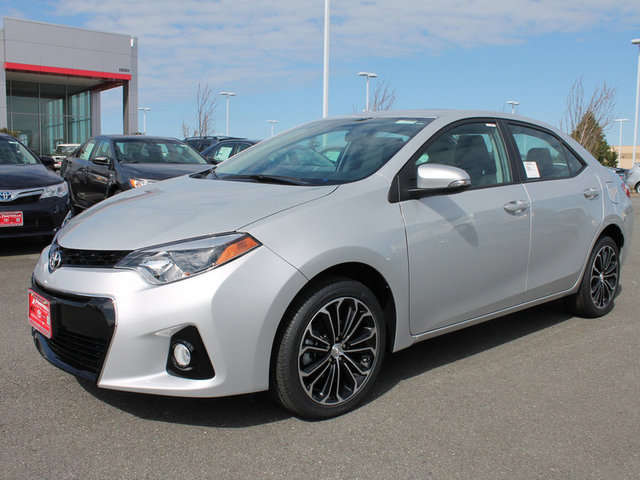 Toyota Corolla in Snohomish at Foothills Toyota