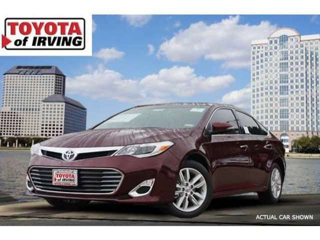 Toyota Avalon in Irving, TX at Toyota of Irving