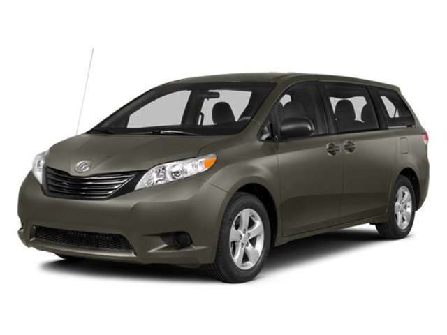 Toyota Sienna in Irving, TX at Toyota of Irving