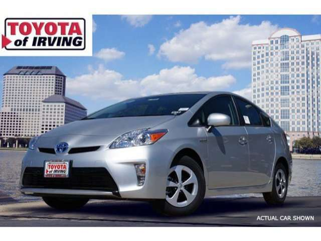 Toyota Prius in Irving, TX at Toyota of Irving