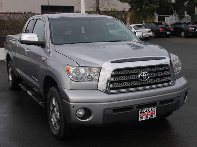 Used Toyota Tundra near Everett at Magic Toyota