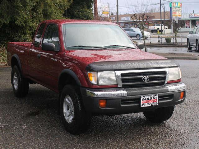 Used Toyota Tacoma near Everett at Magic Toyota