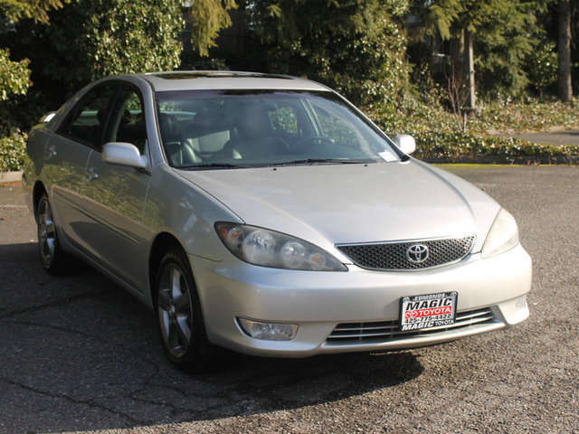 Used Toyota Camry near Everett at Magic Toyota