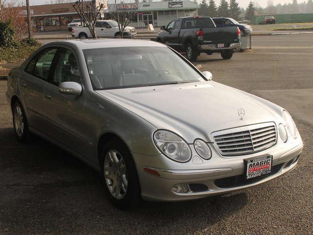Used Mercedes-Benz near Everett at Magic Toyota