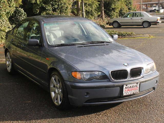 Used BMW near Everett at Magic Toyota