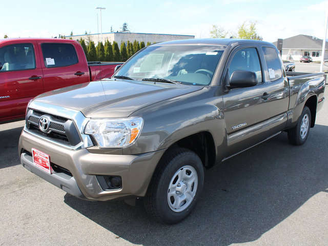 Toyota Tacoma for Sale near Skagit Valley at Foothills Toyota