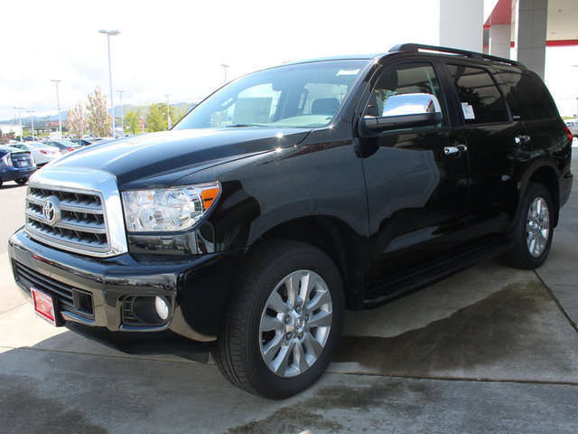 Toyota Sequoia for Sale near Oak Harbor at Foothills Toyota