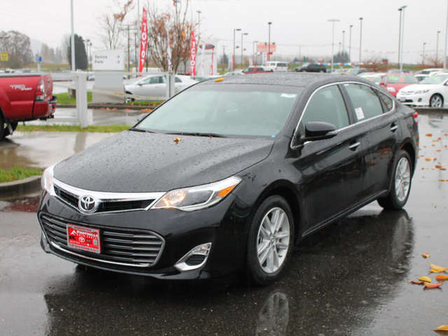Toyota Avalon for Sale near Skagit Valley at Foothills Toyota