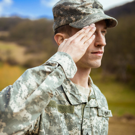 Repair Your Credit After Military Service with Car Loans near Temple Hills at Auto Giants