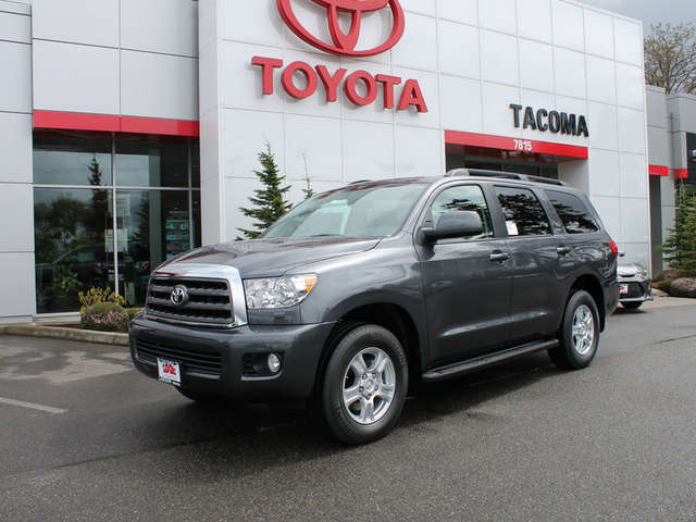 Trims of the 2014 Toyota Sequoia near Fife at Toyota of Tacoma