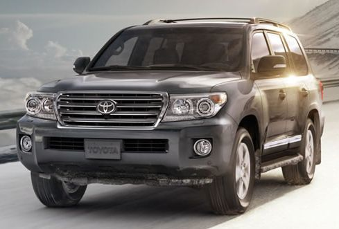 Trim Levels of the 2014 Toyota Land Cruiser near Arlington at Toyota of Irving