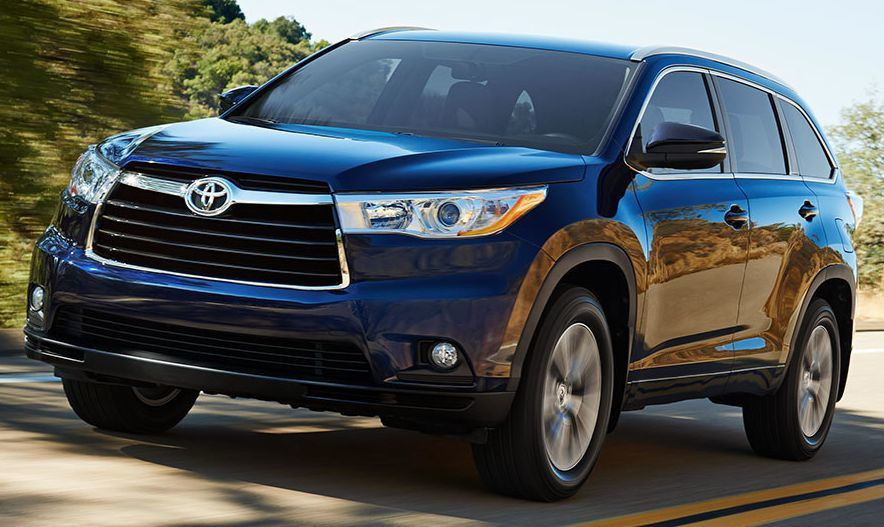 Trim Levels of the 2014 Toyota Highlander Hybrid near Valley Ranch at Toyota of Irving