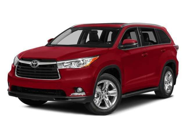 Trim Levels of the 2014 Toyota Highlander near Dallas at Toyota of Irving