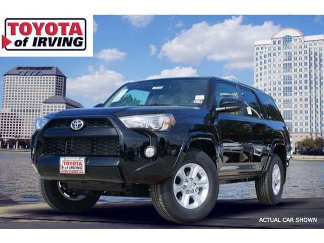 Trim Levels of the 2014 Toyota 4Runner near Las Colinas at Toyota of Irving