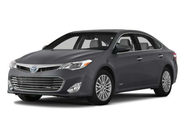Trim Levels of the 2014 Toyota Avalon Hybrid near Las Colinas at Toyota of Irving