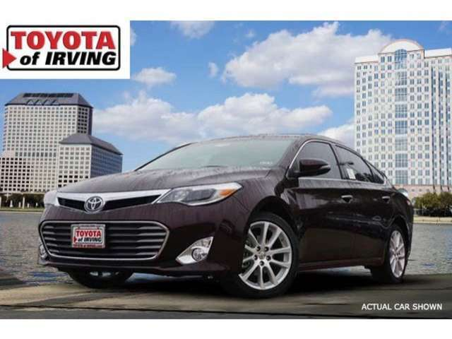 Trim Levels of the 2014 Toyota Avalon near Grand Prairie at Toyota of Irving