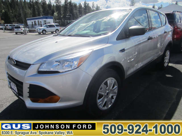 What Are the Trims of the 2014 Ford Escape near Liberty Lake? at Gus Johnson Ford