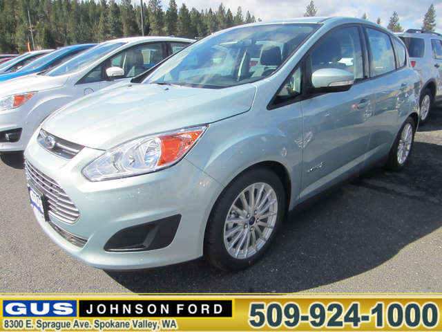 What Are the Trims of the 2014 Ford C-Max near Spokane? at Gus Johnson Ford
