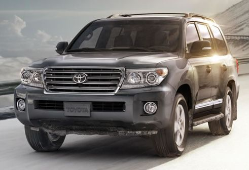 2014 Toyota Land Cruiser for Sale in Edmonds at Magic Toyota