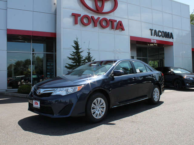 2014 Toyota Camry Leasing near Seattle at Toyota of Tacoma