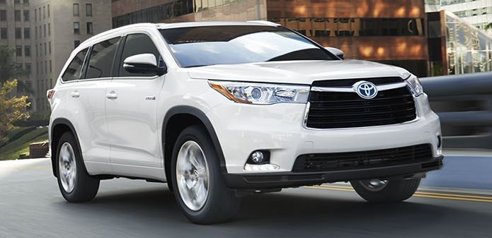 2014 Toyota Highlander Leasing near Seattle at Toyota of Tacoma