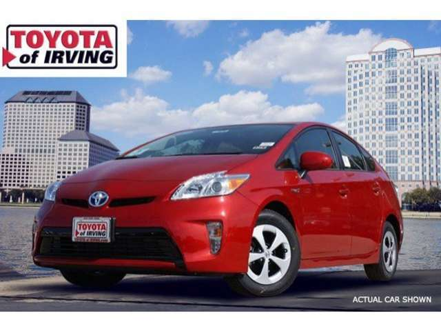 Trims of the 2014 Toyota Prius for Sale near Grand Prairie at Toyota of Irving