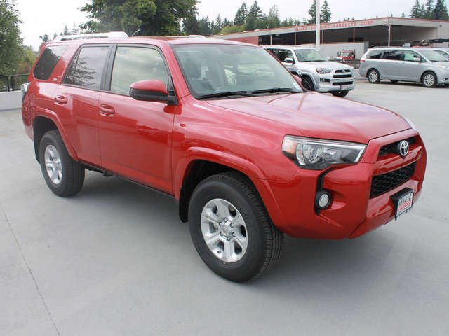 2014 Toyota 4Runner Leasing near Seattle at Magic Toyota