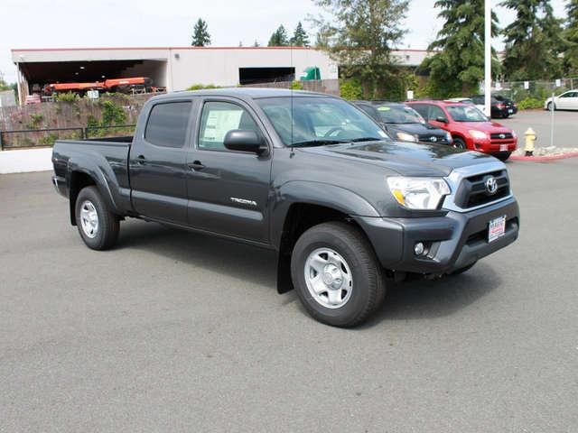 2014 Toyota Tacoma Leasing near Seattle at Magic Toyota