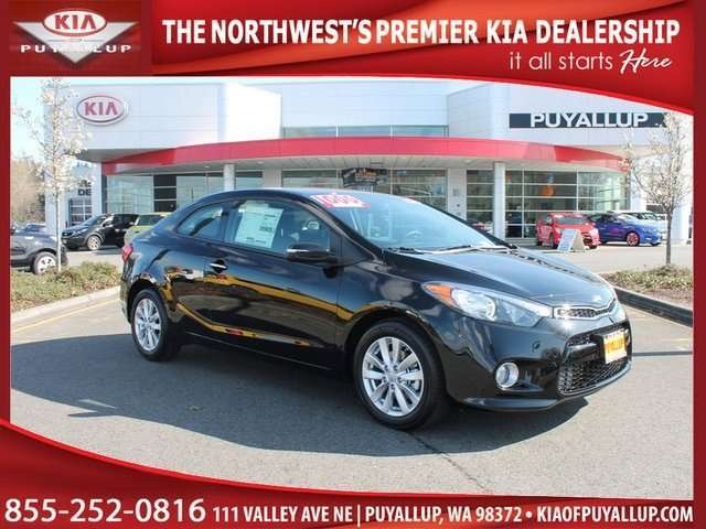 2014 Kia Forte Koup for Sale in Puyallup at Kia of Puyallup