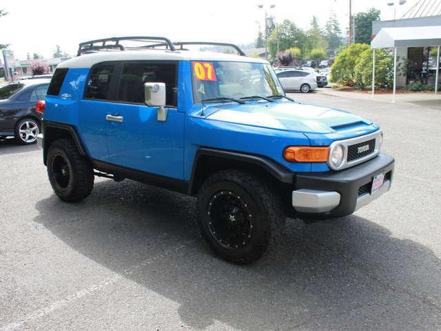 Pre-Owned Toyota FJ Cruiser for Sale near Seattle at Magic Toyota